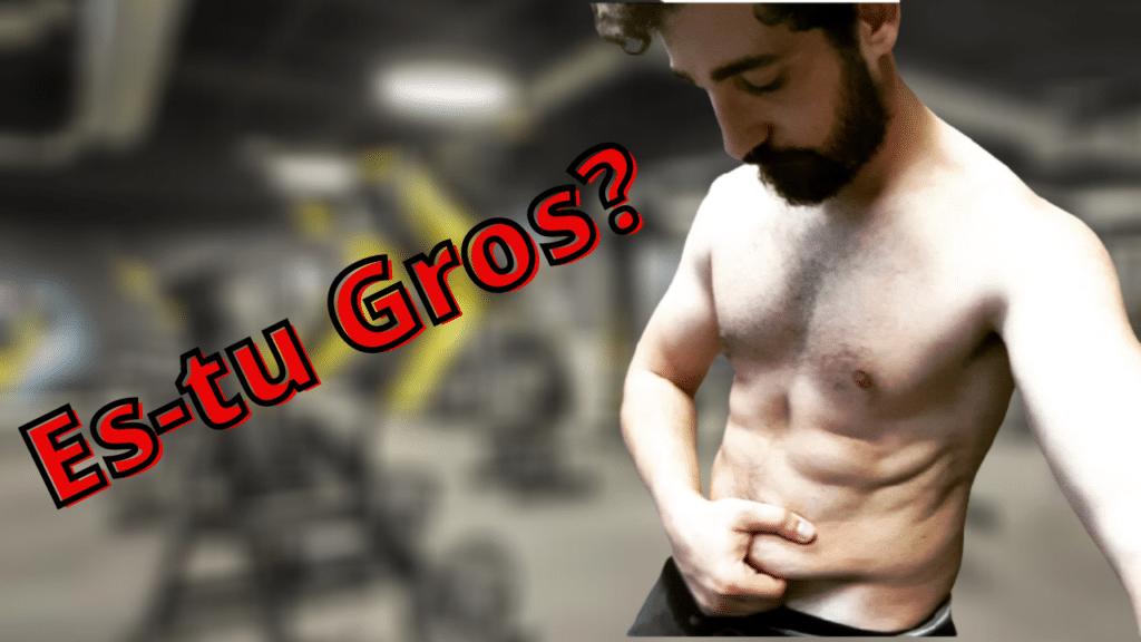 calculer le taux de masse grasse