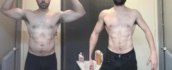 résultat de mon parcours dans alimentation sportive