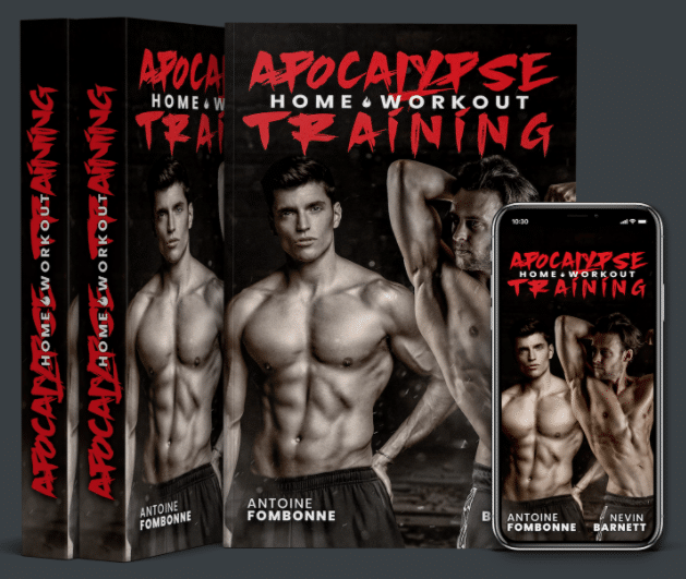 Apocalypse training programme de musculation à la maison sans matériel